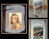 Carrie Underwood Mini Drawstring Sport Pack - Style 4