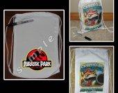 Jurassic Park Mini Drawstring Sport Pack - Party Favors - Style 1
