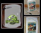 Jurassic Park Mini Drawstring Sport Pack - Party Favors - Style 5