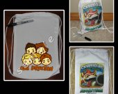 One Direction Mini Drawstring Sport Pack - Make Great Party Favors - Style 4