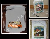 One Direction Mini Drawstring Sport Pack - Make Great Party Favors - Style 5