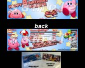 Kirby Set of 12 Goodie Bag Toppers
