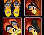 Skylanders Giants Flip Flops Sandals (Youth Sizes)