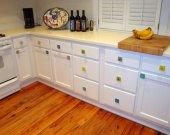 Seven Beach Glass Cabinet Knobs Drawer Pulls Furniture Handles