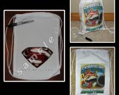 Man of Steel Mini Drawstring Sport Pack - Great Party Favor Bags - Style 1