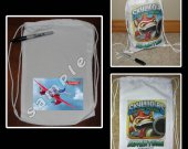 Planes Mini Drawstring Sport Pack - Great Party Favor Bags - Style 4