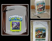 Skylanders Swap Force Pop Fizz Mini Drawstring Sport Pack
