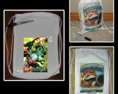 Lego Chima Mini Drawstring Sport Pack - Great Party Favor Bags