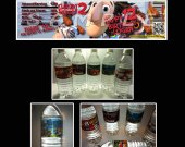 Cloudy with a Chance of Meatballs 2 Set of 15 Water Bottle Labels - Make Great Party Favors-Set 3