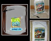 Teen Beach Movie Mini Drawstring Sport Pack - Great Party Favor Bags - Style 6