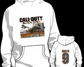Call of Duty Black Ops 2 Personalized Hooded (Hoodie) Sweatshirt - Style 2
