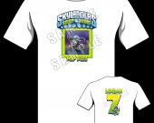 Skylanders Swap Force Pop Fizz Personalized T-Shirt