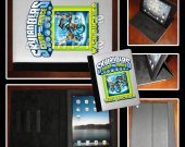 Skylanders Swap Force Wash Buckler iPad Case - Fits iPad 2, 3 and 4 - Great Gift Idea