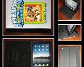 Skylanders Swap Force Blast Zone iPad Case - Fits iPad 2, 3 and 4 - Great Gift Idea