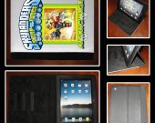 Skylanders Swap Force Magna Charge iPad Case - Fits iPad 2, 3 and 4 - Great Gift Idea