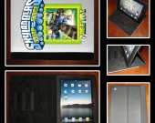 Skylanders Swap Force Tree Rex iPad Case - Fits iPad 2, 3 and 4 - Great Gift Idea