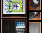 Skylanders Swap Force Roller Brawl iPad Case - Fits iPad 2, 3 and 4 - Great Gift Idea
