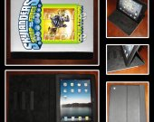 Skylanders Swap Force Countdown iPad Case - Fits iPad 2, 3 and 4 - Great Gift Idea
