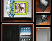 Skylanders Swap Force Hoot Loop iPad Case - Fits iPad 2, 3 and 4 - Great Gift Idea