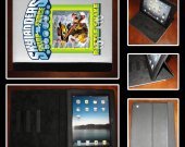 Skylanders Swap Force Rattle Shake iPad Case - Fits iPad 2, 3 and 4 - Great Gift Idea