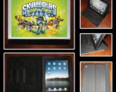 Skylanders Swap Force iPad Case - Fits iPad 2, 3 and 4 - Style B - Great Gift Idea