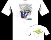 Skylanders Swap Force Pop Fizz Personalized T-Shirt Version 2