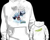 Skylander Swap Force Night Shift  Hooded Sweatshirt (Hoodie) - Version 2