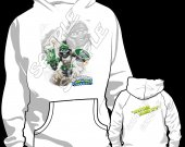 Skylander Swap Force Doom Stone Hooded Sweatshirt (Hoodie) - Version 2