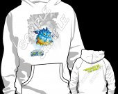 Skylander Swap Force Pop Thorn Hooded Sweatshirt (Hoodie) - Version 2