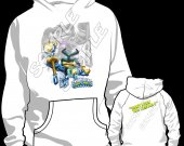 Skylander Swap Force Dune Bug Hooded Sweatshirt (Hoodie) - Version 2