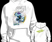 Skylander Swap Force Star Strike Hooded Sweatshirt (Hoodie) - Version 2