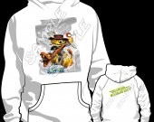 Skylander Swap Force Rattle Shake Hooded Sweatshirt (Hoodie) - Version 2