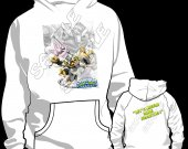 Skylander Swap Force Hoot Loop Hooded Sweatshirt (Hoodie) - Version 2