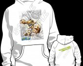 Skylander Swap Force Grilla Drilla Hooded Sweatshirt (Hoodie) - Version 2