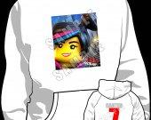 The Lego Movie Hooded Sweatshirt (Hoodie) - Style 2