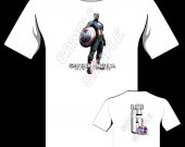 CAPTAIN AMERICA Personalized T-Shirt - Style 4