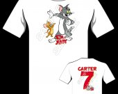 TOM AND JERRY Personalized T-Shirt - Style 2