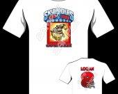 Skylanders Trap Team Jawbreaker Personalized T-Shirt
