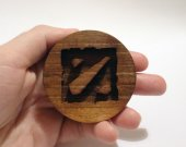 Handmade Dota 2 cookie stamp - including recipe and instructions