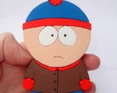 Handmade Stan Marsh South Park Figure