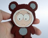 Handmade Butters Paris Hiltons pet, South Park Figure