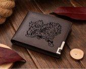 Pokemon Arcanine Leather Wallet