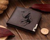 Digimon Agumon Leather Wallet