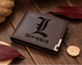 Death Note Leather Wallet