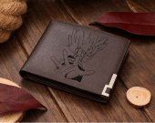 Dragonball Z Gohan Leather Wallet