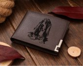Estonian Hound Leather Wallet