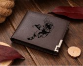 Kingdom Hearts Ventus Leather Wallet