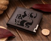 Monster Hunter Diablos Leather Wallet