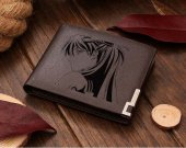 Neon Genesis Evangelion ASUKA Leather Wallet