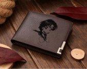 Sailor Moon Mercury  Leather Wallet